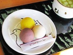 Japanese sweets, 「言問団子」