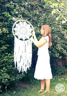 Hey, I found this really awesome Etsy listing at https://www.etsy.com/listing/246676334/extra-large-dream-catcher-for-wedding-or