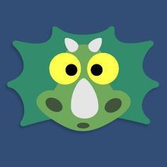 Here's a dinosaur mask for the members area. This one's a Triceratops which I think was the coolest dinosaur even better than T-Rex which w. Dinosaur Mask, Dinosaur Party, Dinosaur Birthday, Dino Craft, Printable Animal Masks, Cool Dinosaurs, Dinosaur Printables, Chinese Crafts, Kids Things To Do