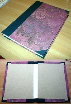 Ideas Diy Cuadernos Manualidades Paso A Paso For 2019 Mini Albums, Notebook Diy, Diy Paper, Paper Crafts, Bookbinding Tutorial, Diy Kit, Cool Books, Handmade Books, Book Binding