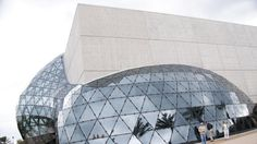 The Glass Enigma at the Dalí Museum - Best Architecture in Florida (Orlando Sentinel)
