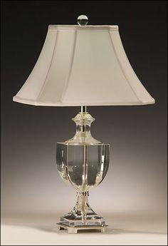 Infinity Crystal Lamp