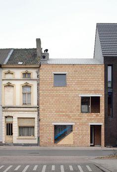 kazu721010: Weze house / Architecten de Vylder Vinck Taillieu