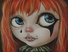 Only a few days left to catch the Arch Enemy Arts 'The 3rd Annual Small Wonders Show' (closes on 23 Nov) you can pick up some AMAZING original art for under $250!! Dont miss your chance!!  Check out all available work here http://www.archenemyarts.com/#!small-wonders-3/c19f4 Including this amazing painting by Bella Harris Vintage Lollipops