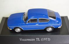 "Volkswagen TL (1972) - Ediao 32 ""Carros Inesquecíveis do Brasil""Car Garage"