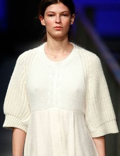 Sita Murt FW2014-2015 080 Barcelona Fashion: Pure Collection