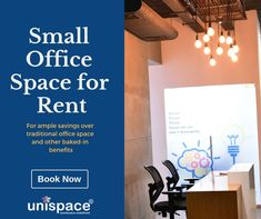 For ample savings over traditional office space and other baked-in benefits. Traditional Office, Small Space Office, Business Centre, Home Decor, Decoration Home, Room Decor, Interior Design, Home Interiors, Tiny Office