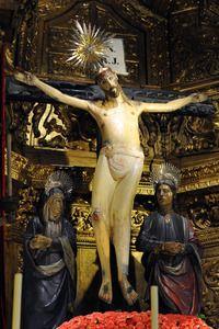 Imagem do SENHOR BOM JESUS DE MATOSINHOS - Grande Porto - cm-matosinhos.pt/pages/imagem do senhor de matosinhos