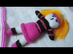 Amigrumi Oyuncak Bebek Yapımı | Örgü Modelleri ♥ - YouTube