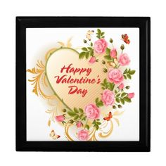 Happy Valentine's Day 2 Gift Box