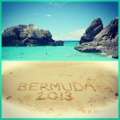 BERMUDA 2013. See you in October