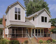 Home Addition Exterior