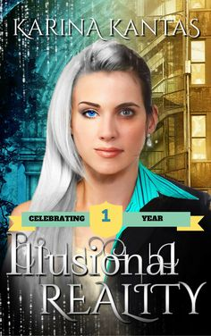 Huge thank you to everyone that has embraced this story and took Alkazar and Thya into their hearts. Celebrating one year book anniversary . Free on KU (at the time of posting) https://www.amazon.com/Illusional-Reality-Karina-Kantas-ebook/dp/B01AZYUH3A