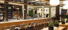 Gourmet Bar by Kitzig Interior Design, Munich – Germany 2017 Design, Design Blog, Design Studio, Cafe Design, Lobby Bar, Design Bar Restaurant, Cafe Restaurant, Visual Merchandising, München City