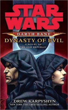 dea735f4a4 Star Wars Darth Bane  3  Dynasty of Evil