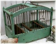 Green cage
