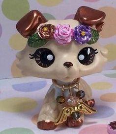 Trendy Littlest Pet Shop Collie Lps Lps Collies, Collie Dog, Little Pet Shop, Little Pets, Lps Customs For Sale, Accessoires Lps, Kawaii, Lps For Sale, Lps Dog