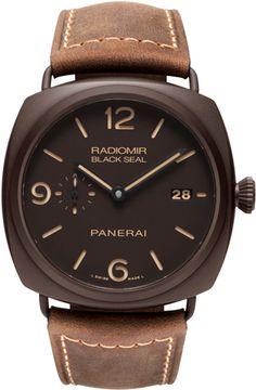 Radiomir Composite® 3 Days – 47 mm и Composite® Black Seal 3 Days Automatic – 45 mm от Panerai