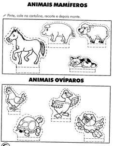 boerderijdieren, free printable