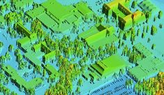 Airborne 1 LiDAR Projects