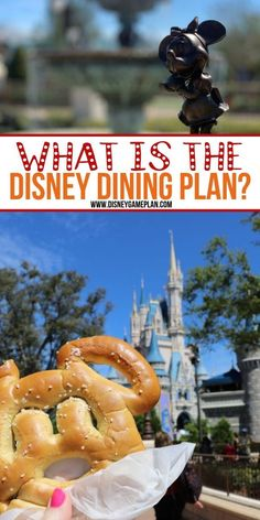 Enjoy Delicious Pre-Paid Meals, Mobile Ordering and Specialty Beverages Too! Here is General Information About The Disney Dining Plan, types of dining plans and whether it is worth the money. Disney World Vacation Planning, Disney Cruise Tips, Disneyland Tips, Walt Disney World Vacations, Disney Travel, Travel Usa, Travel Tips, Disney Games, Disney Food