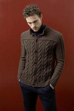 Ravelry: Lang Yarns Yak Pattern B - Diy Crafts Boys Sweaters, Men Sweater, Laine Katia, Crochet Men, Ravelry, Lang Yarns, Sweater Knitting Patterns, Knitwear, Mens Fashion