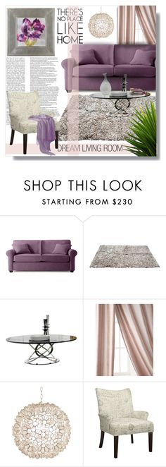 """Purple"" by nadia-gadelmawla ❤ liked on Polyvore featuring interior, interiors, interior design, home, home decor, interior decorating, Amity Home, Worlds Away, Coaster and Doreen Mellen"