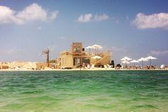 Beach Bar in Egypt by TwoTimesTwentyFeet