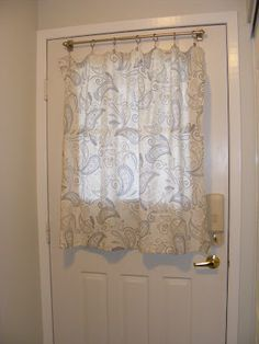 Luxury Curtain for Entry Door