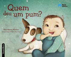 Asas de peixe: Quem deu um pum? by Rita Duque