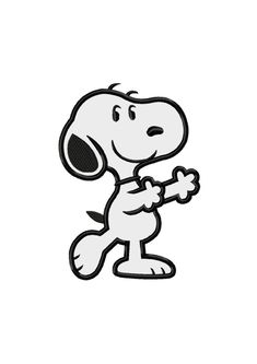 SNOOPY...Instant Download...Applique Machine Embroidery DESIGN NO. 911 by HippityHopEmbroidery on Etsy https://www.etsy.com/listing/532272864/snoopyinstant-downloadapplique-machine