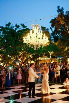Beautiful garden wedding inspiration.
