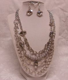 pearls and chains by ginamoody1, via Flickr