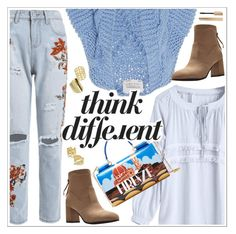"""""""Think different"""" by teoecar ❤ liked on Polyvore featuring I Love Mr. Mittens and Dolce&Gabbana"""