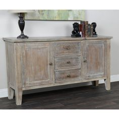 Kosas Home Kosas Collection Rockie 3-drawer 2-door Sideboard Table