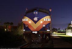 RailPictures.Net Photo: SGLR 501 Seminole Gulf EMD NPCU at Punta Gorda, Florida by Rob Schreiner