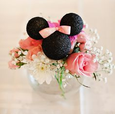 Dreamy Pink Minnie Mouse First Birthday Party