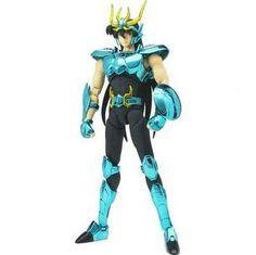 Saint Seiya Dragon Shiryu Myth EX Die-Cast Action Figure
