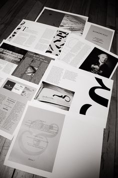 Typography, book layout, baskerville