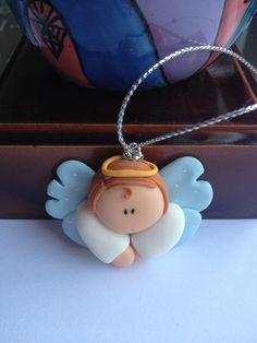27 adornos figuritas de dulce Angel bautizo por LuckyTrinket