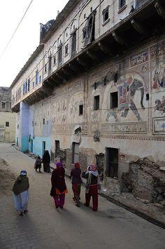 Gulab Rai Ladia Haveli | Flickr: partage de photos!