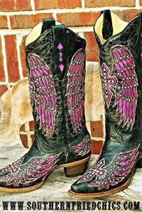 I want these boots so bad!