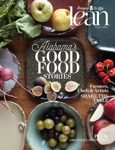 LEAN Magazine / Fall 2016 / Erika Tracy Design Image by Erika Tracy