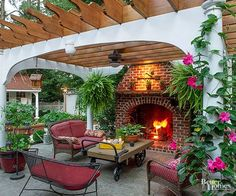 Adding a pergola to your outdoor space is a great way to make your backyard look more beautiful. These ideas are sure to inspire you to make plans to incorporate a pergola into your landscape this summer.