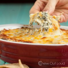 Savory Pumpkin and Bacon Dip - Chew Out Loud