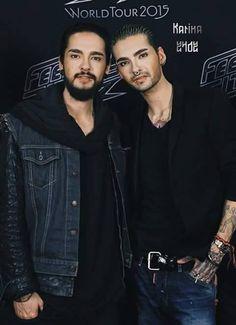 Tom Kaulitz, Bill Kaulitz, Tokio Hotel, Nina Hagen, Rock Groups, Jyj, Male Face, Face Claims, Beautiful People