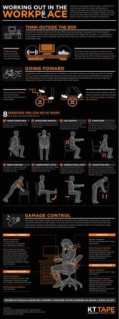 Consejos para evitar que el ordenador acabe con tu salud #infografia #infographic #health