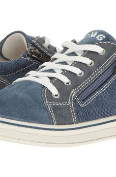 Primigi Kids PAY 7623 (Little Kid) (Blue) Boy's Shoes - Primigi Kids, PAY 7623 (Little Kid), 7623000-401, Footwear Closed General, Closed Footwear, Closed Footwear, Footwear, Shoes, Gift - Outfit Ideas And Street Style 2017