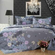 Duvet Cover Quilt Cover Bedding Sets Pillowcases Single Double Size ES9P | eBay