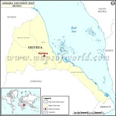 Where is Asmara